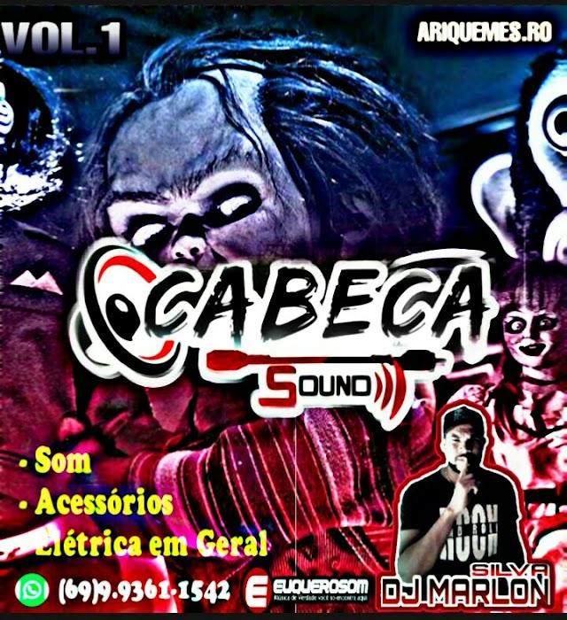 CD CABEÇA SOUND SOM E ACESSSÓRIOS - DJ MARLON SILVA