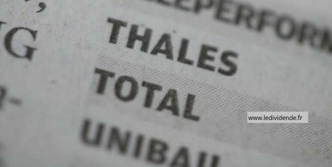 Calendrier Dividendes 2022 Total SA annonce les dates du détachement à partir de 2022/2023