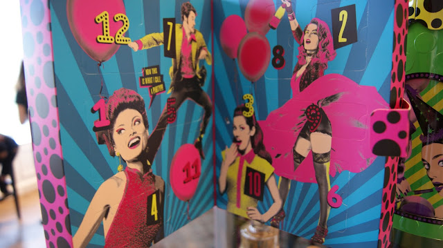 Benefit Party Poppers Calendar