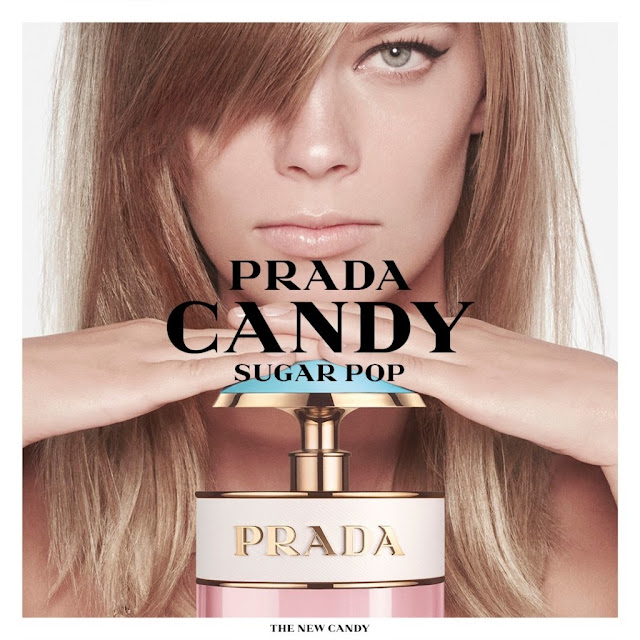 Prada Candy Sugar Pop - reklama