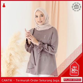 Jual RRJ298A55 Atasan Tanira Blouse Wanita Sy Terbaru Trendy BMGShop