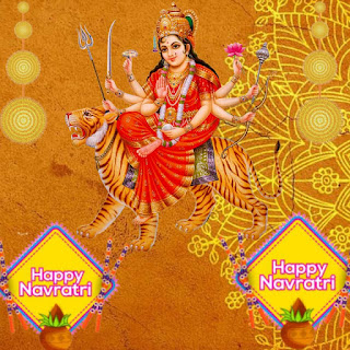 happy navratri and dussehra images