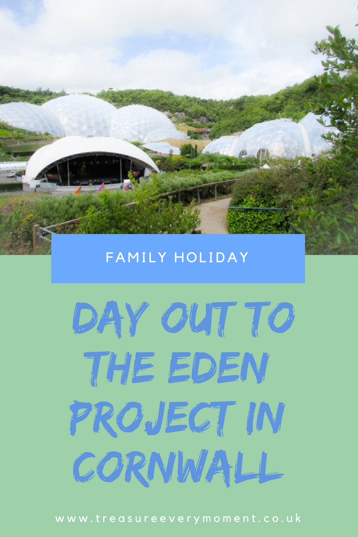 FAMILY HOLIDAY: Day Out to the Eden Project in Cornwall