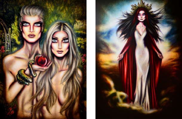 Adam and Eve /  The Creation
