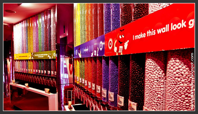 Tienda M&M Nueva York