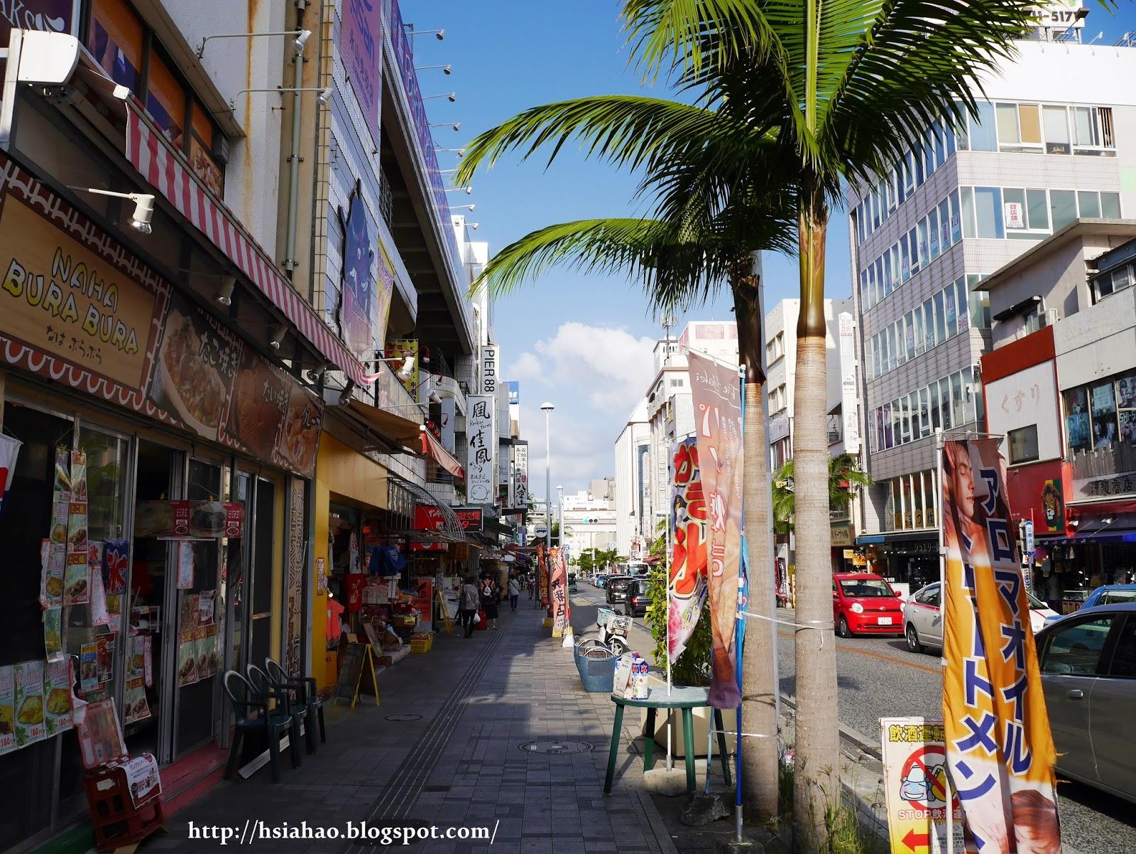 沖繩-國際通-觀光巴士-自由行-旅遊-Okinawa-hip-hop-bus
