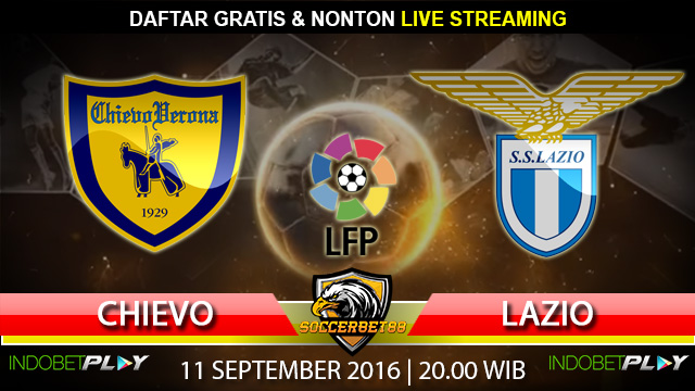 Prediksi Chievo vs Lazio 11 September 2016 (Liga Italia)