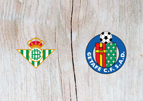 Real Betis vs Getafe - Highlights 3 March 2019