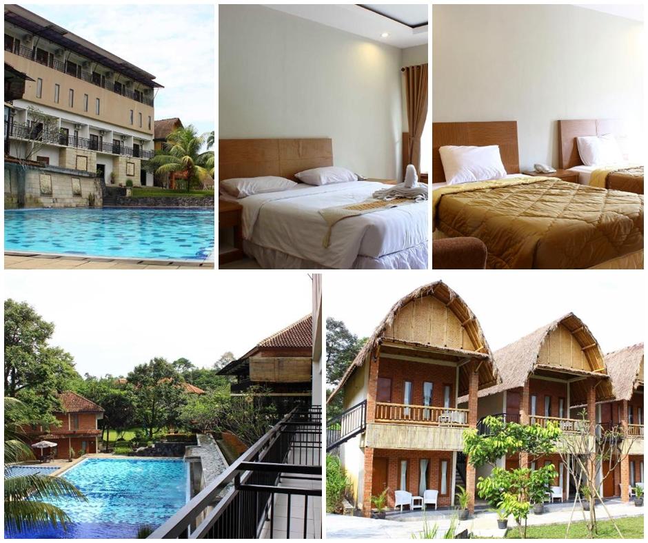 Tempat Outbound Hotel Bumi Cikeas Sentul