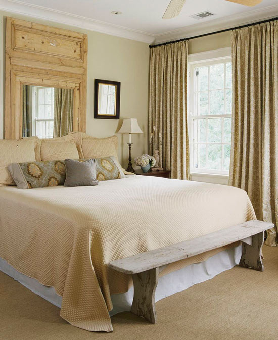 Neutral Master Bedroom Decorating Ideas: Dream Homes And Gardens: Decorating Ideas: Beautiful