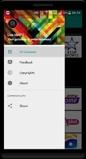 Download Live NetTV Apk v3.1.2 for android