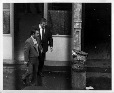 Carmine Persico and Hugh McIntosh