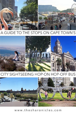 Pin: A review to the Stops on Cape Town's Hop-on Hop-off Bus
