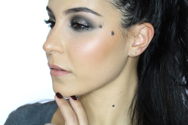Festive Smokey Eye Look Video/Tutorial