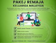 Pakej Remaja Keluarga Malaysia