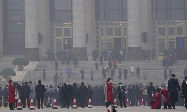 China Tingkatkan Pengeluaran Pertahanan Nasional