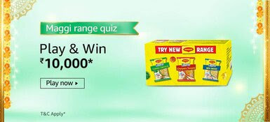 Amazon Maggi Range Quiz