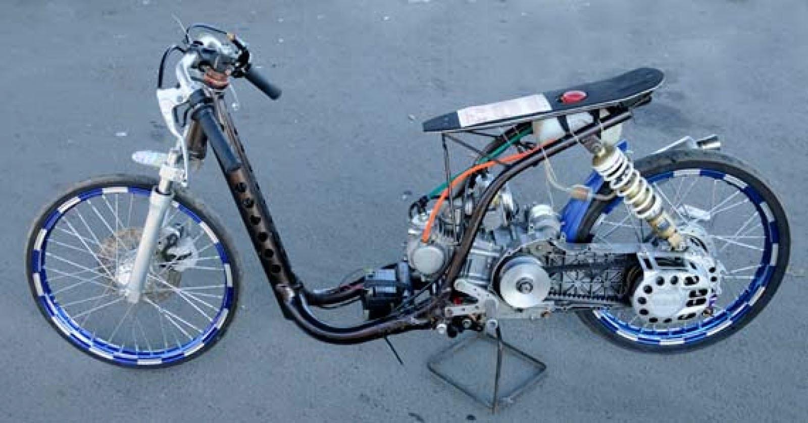 Inilah 27 Gambar Motor Drag Astroboy