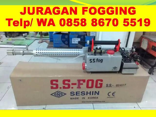 Jual Distributor Toko Supplier Agen Alat Fogging Mesin Fogging Jakarta
