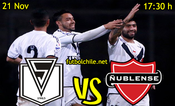 Ver stream hd youtube facebook movil android ios iphone table ipad windows mac linux resultado en vivo, online: Santiago Morning vs Ñublense