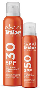 New Look for An All-South African Legend! #IslandTribe #SunscreenLotions