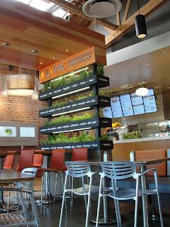 CAFE LA LA: LYFE Kitchen in Culver City