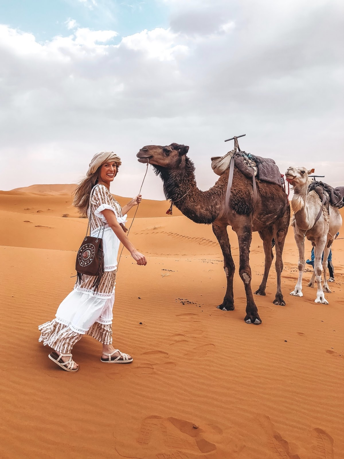 tour de 3 días desierto desde marruecos