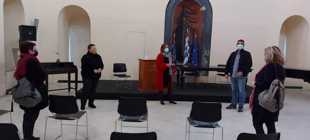 ΔΟΠΠΑΤ: Ανασύσταση της Δημοτικής Πινακοθήκης Ναυπλίου