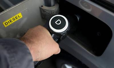 Preço do diesel subirá entre R$ 0,12 e R$ 0,17