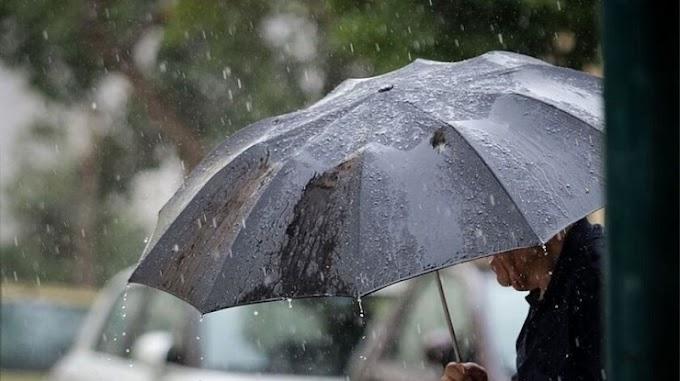 Τοπικές βροχές και πτώση της θερμοκρασίας σήμερα Κυριακή