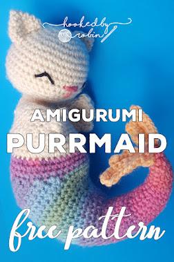 amigurumi purrmaid crochet pattern