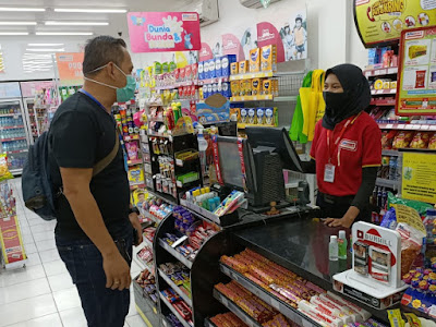 Polda NTB Ancam Tutup Kegiatan Usaha Tak Patuhi Protokol Pandemi Covid-19