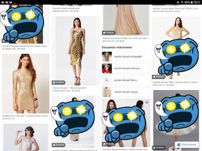 vestidos-dorados
