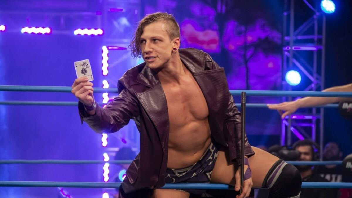 Ace Austin evita comparações com AJ Styles