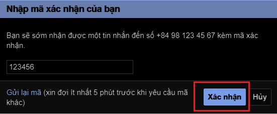đổi tên đăng nhập Facebook_9