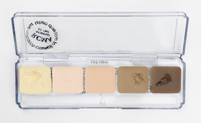 RCMA Highlight Contouring Palette review