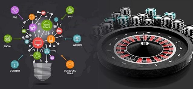 online casino industry marketing