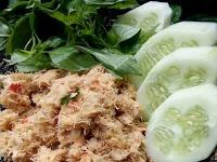 Resep masakan URAP Tempe Kelapa Parut Spesial ala bunda Dianna