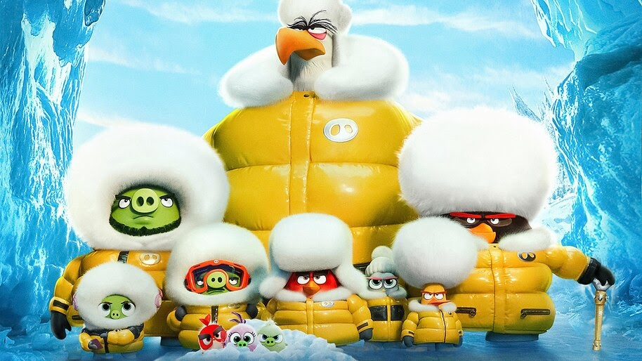 Angry Birds Movie 2, Characters, 4K, #16