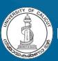 Calicut University Recruitment  2020- 15 For  Jr Research Fellow Post