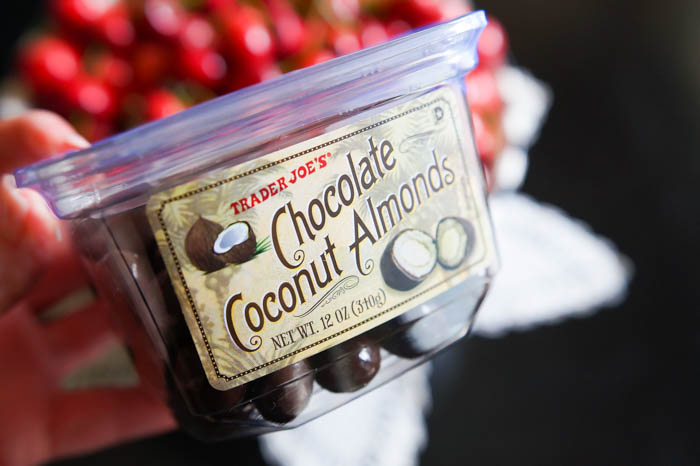 Trader Joe's Chocolate Coconut Almonds review