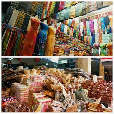 Pasar Payang merupakan tempat menarik di Kuala Terengganu