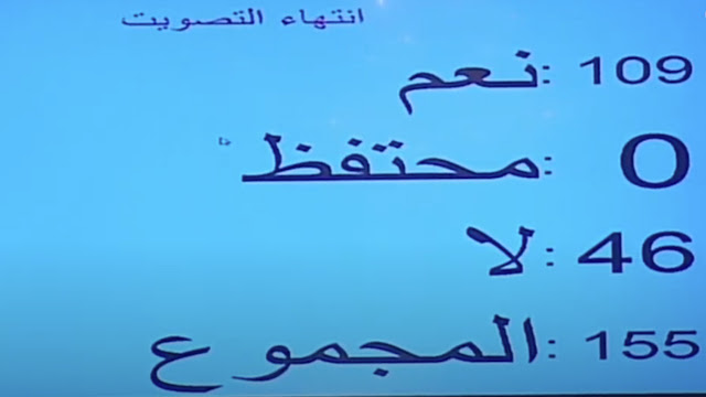 بأريحية ..: حكومة هشام المشيشي تنال ثقة البرلمان