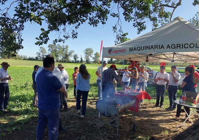 Cooprinsem organizó Día de Campo en Río Bueno