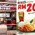 好康来咯! MarryBrown 推出优惠!3月1日当天椰浆饭套餐两份只需RM20!