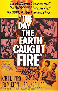 Wyrd Britain reviews 'The Day The Earth Caught Fire'.