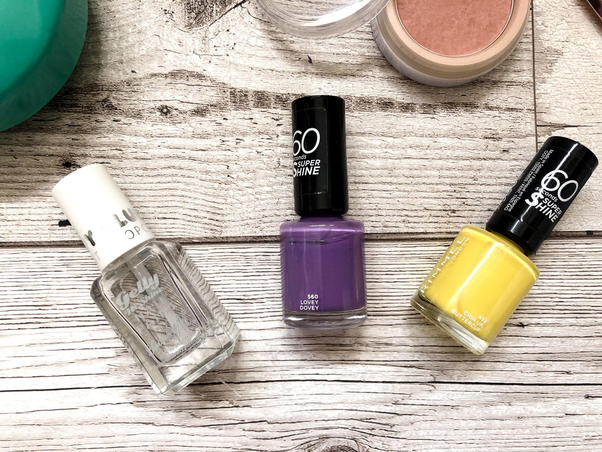 SS21 nail fashion - designs and colours for spring.