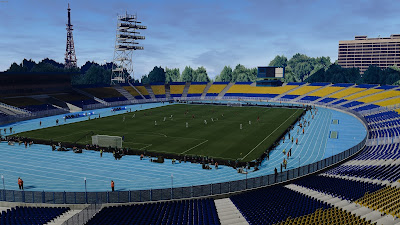 PES 2020 Pakhtakor Markaziy Stadium