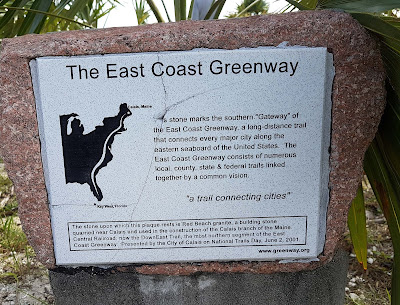 East Coast Greenway, Key West,Flórida