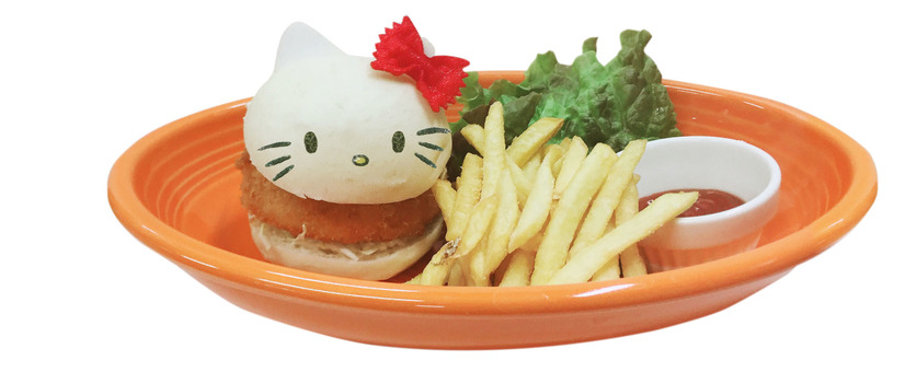 Hello Kitty Membuka Limited-Time Café di Bandara Narita